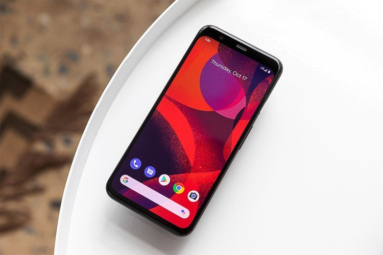 Google updates Pixel 4 with 'eyes open' fix for face unlock