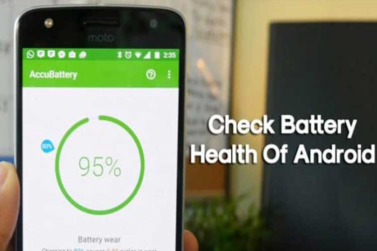 How To Check Battery Health Of Android Device in 2020