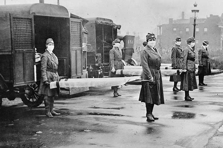 The Single Most Important Lesson From the 1918 Influenza