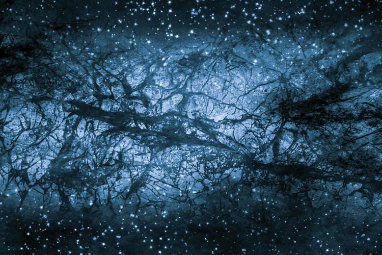 A huge cloud of invisible particles seems to be missing from the Milky Way