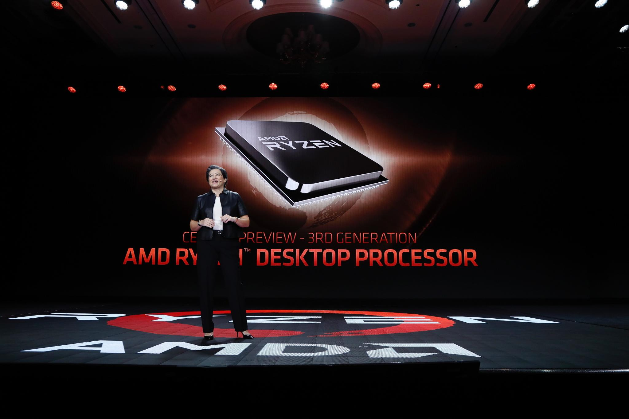AMD CEO: Ryzen CPUs Now Account To More Than 50% Premium Processor Sales Globally, Strong Demand For Ryzen 3000 & Ryzen 2000 CPUs