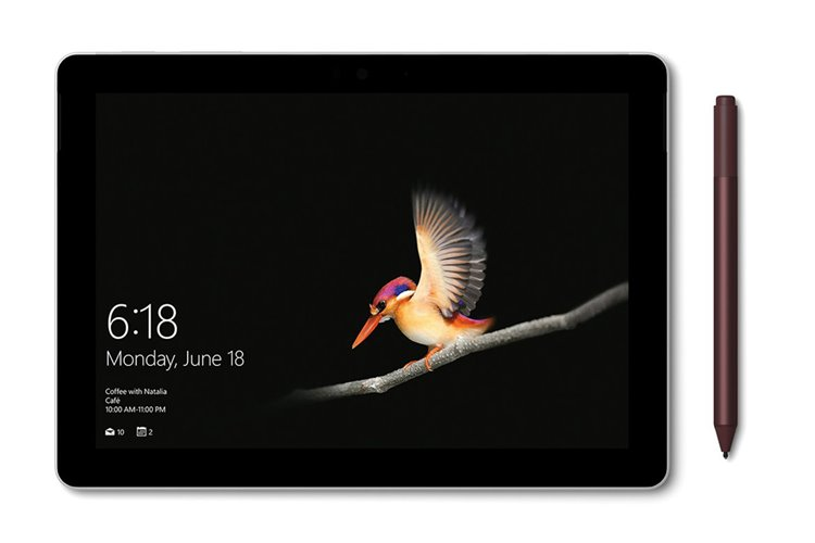 Microsoft Surface Go 2 could come with Wi-Fi 6 for faster wireless speeds - and better battery life