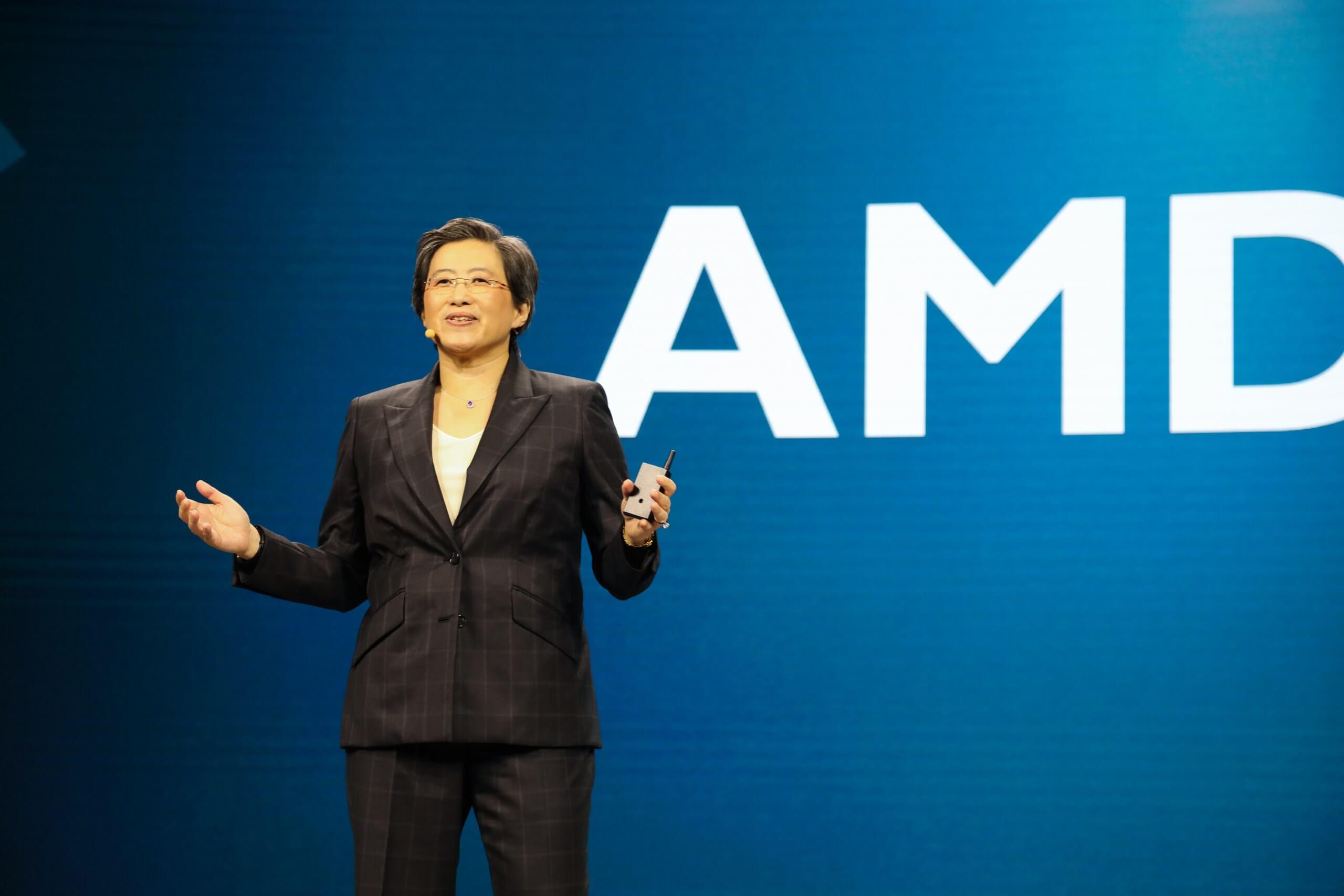 AMD has developed an 8-core desktop APU