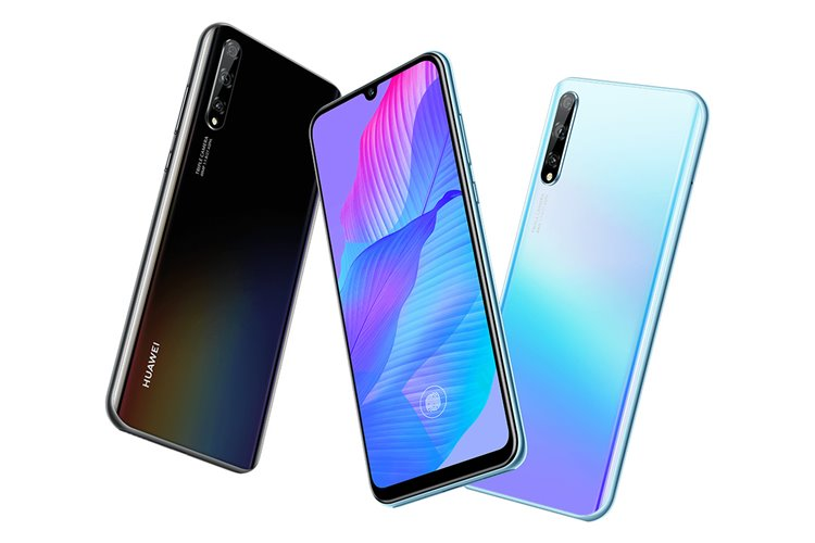 Huawei Y8p quietly unveiled with 6.3