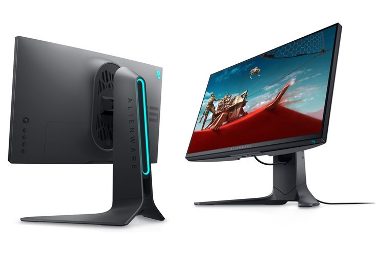 Alienware Announces AW2521HF Gaming Monitor - 360Hz Monitor With NVIDIA GSYNC And AMD Freesync