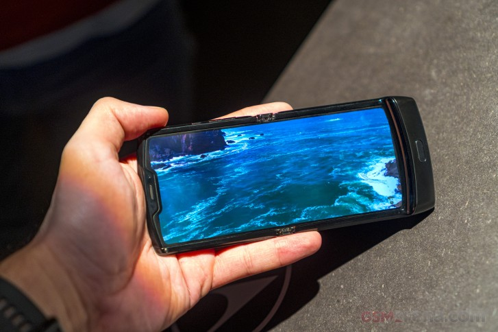 Another foldable Motorola Razr is planned for September