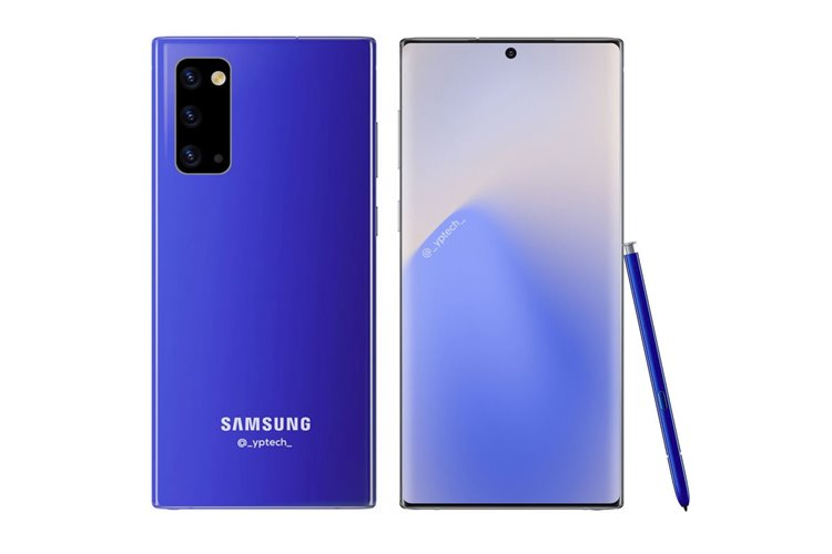 Galaxy Note20 unveiling to be online only, first time for a Samsung flagship