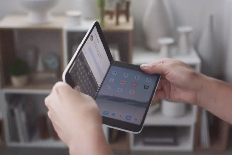 Report says Surface Duo will offer seamless stylus support