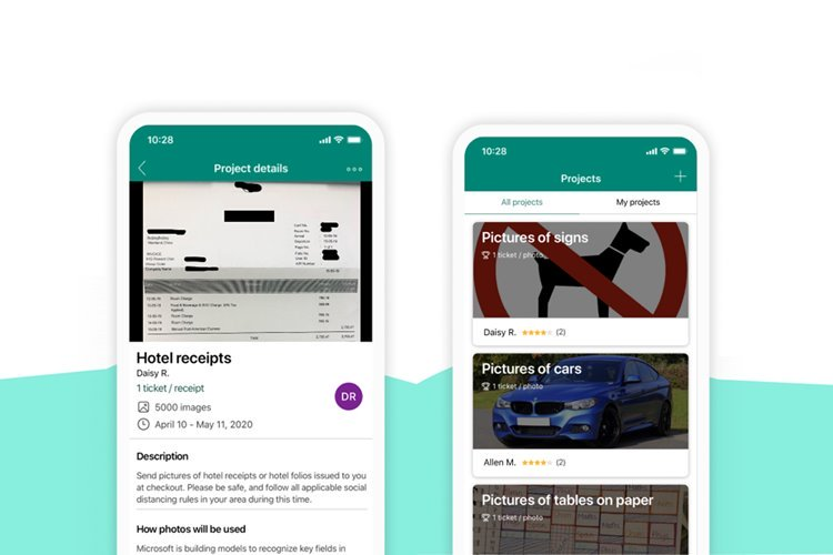 Microsoft's new Trove app is designed to help you get paid for your pictures