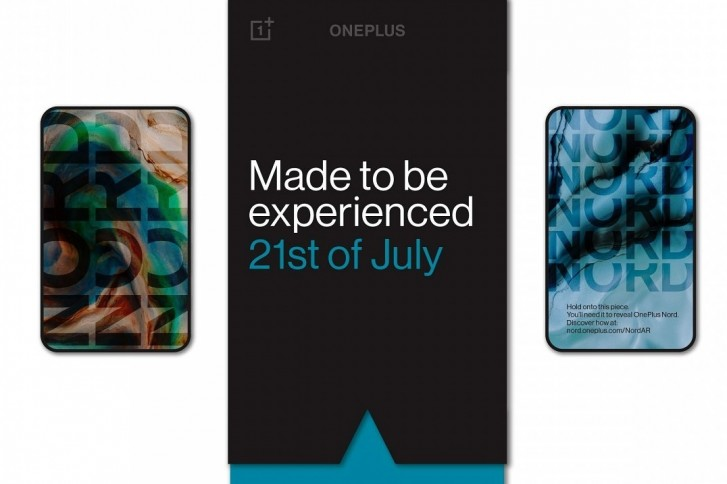OnePlus Nord to launch on July 21, its retail box revealed
