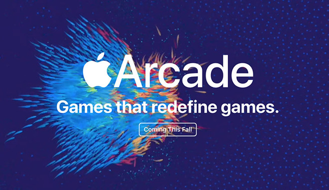 Apple investing more than $500M on Apple Arcade launch, report says