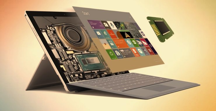 Microsoft Reportedly Testing Surface Pro Prototypes With ARM Processors - Snapdragon 8cx Machine in the Works?