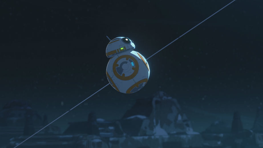 With The Force Awakens Timeline Looming, Things Are Heating Up on Star Wars Resistance