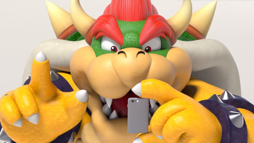 Yes, Bowser Is the New President of Nintendo