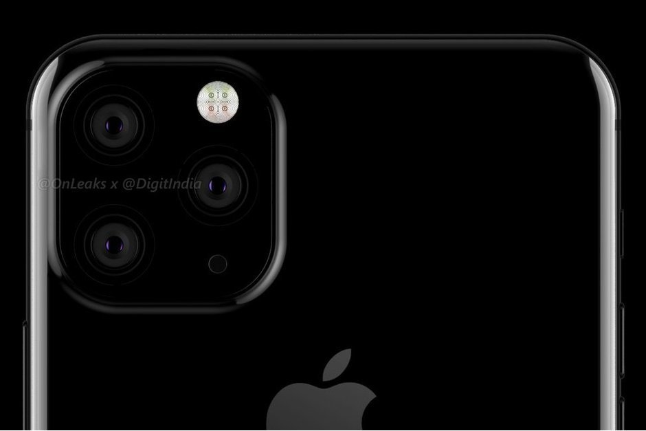 Was that the Apple iPhone 11 in Foxconn CEO Terry Gou's hands?