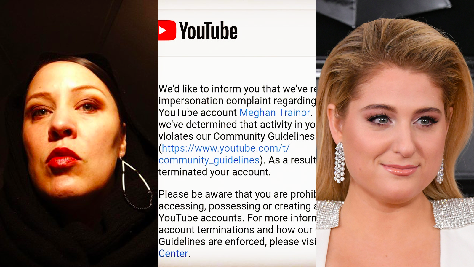 Woman Locked Out of YouTube, Gmail, and Twitter for Having Same Name as Pop Star