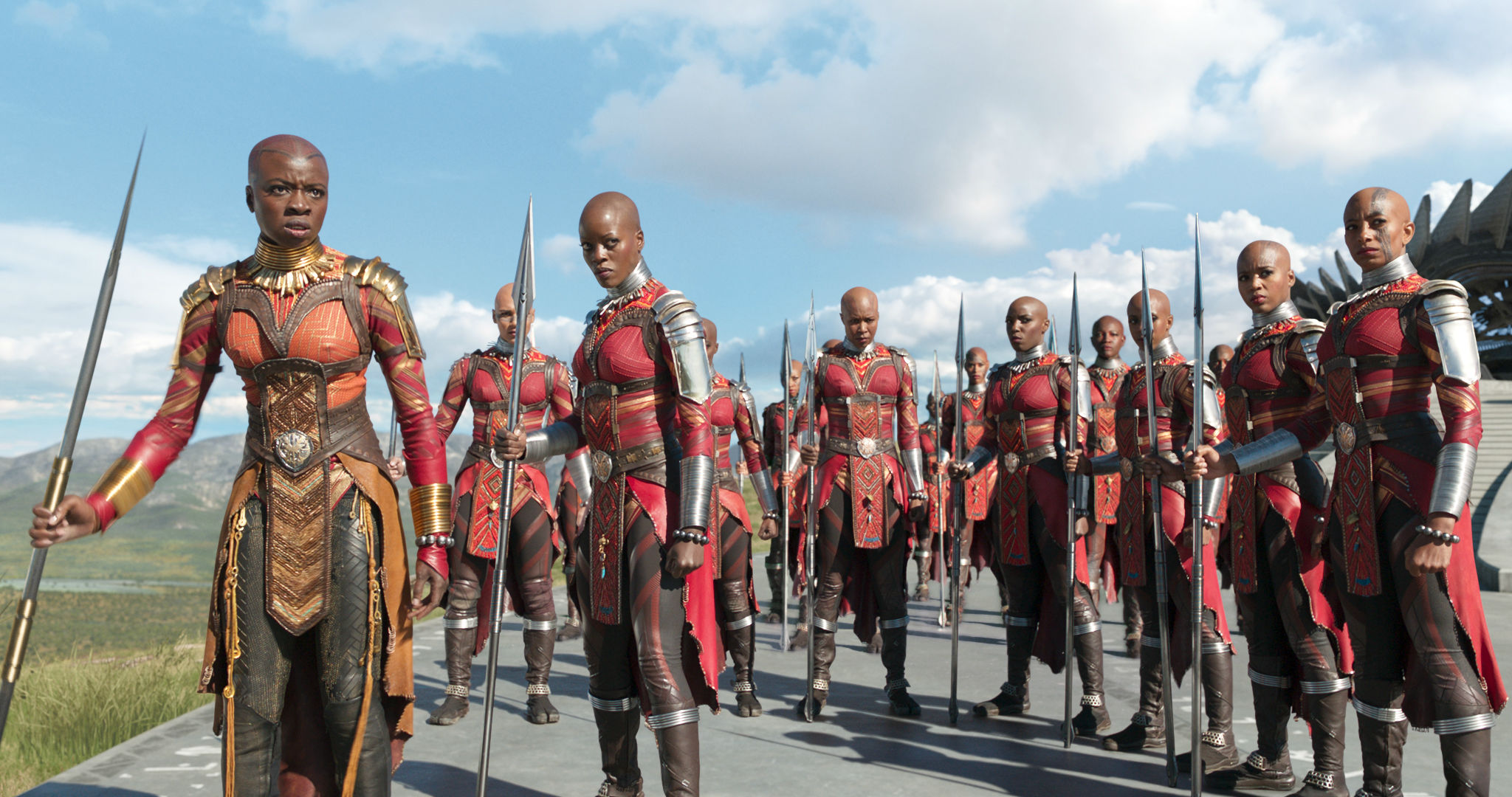 Black Panther Is a Multiple Oscar Winner [Updated]