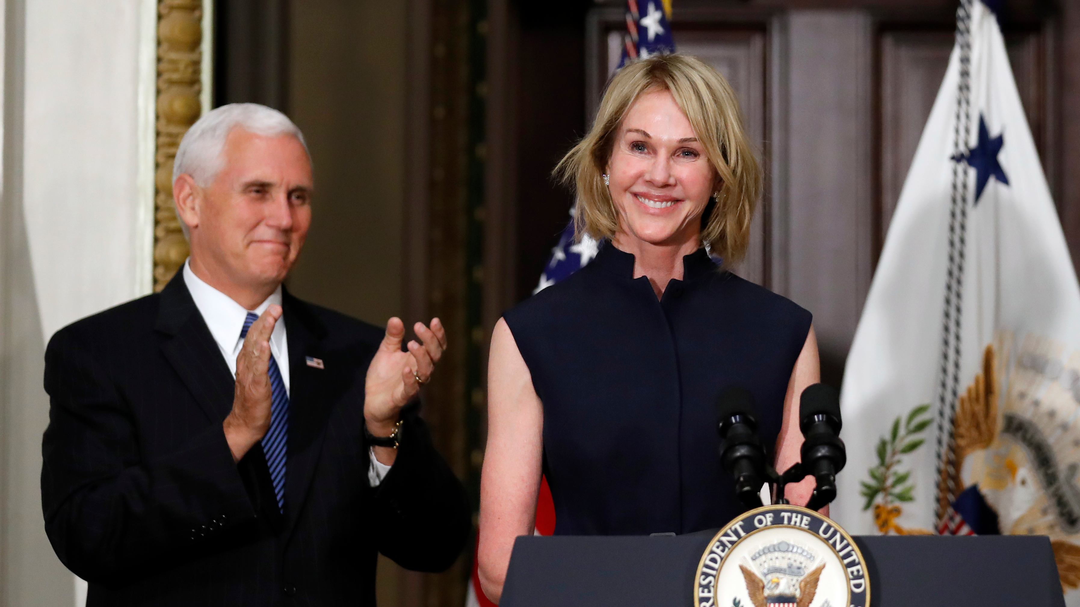 Kelly Knight Craft, Trump's Pick for UN Ambassador, Once Said She Believed 'Both Sides' of Climate Change