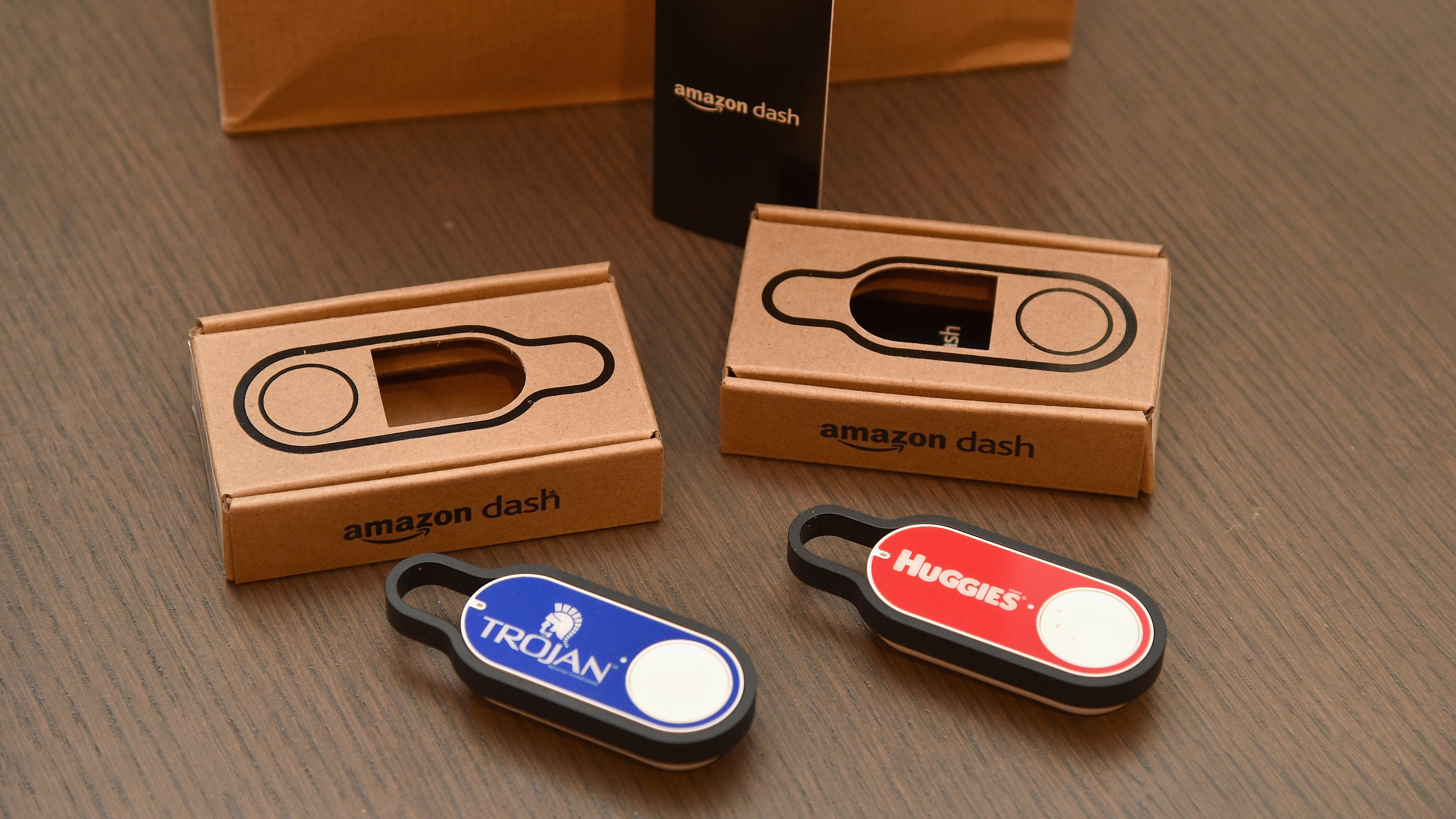 RIP Amazon Dash Button--You Died as You Lived, Sort of Unnecessary