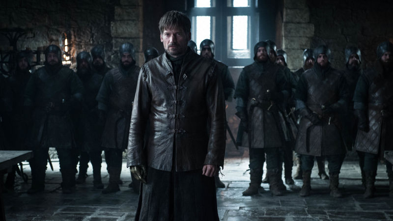 On Game of Thrones, Everyone Gets Ready to Fight the Dead...and to Die
